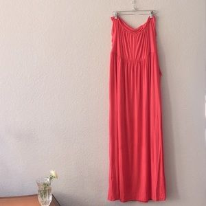Rags and Couture Dresses - Plus size strapless dress